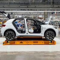 El Volkswagen ID.4 ya está en camino: el SUV eléctrico alemán ha empezado a fabricarse en Zwickau
