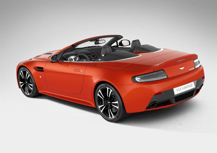Foto de Aston Martin V12 Vantage Roadster (2/8)