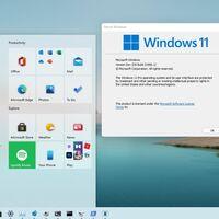 Así puedes regresar al menú de Inicio clásico de Windows 10 si no te gusta el que estrena Windows 11