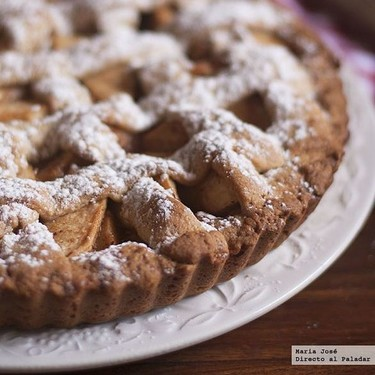 Pastel holandés de manzana: receta para aprovechar la fruta de temporada