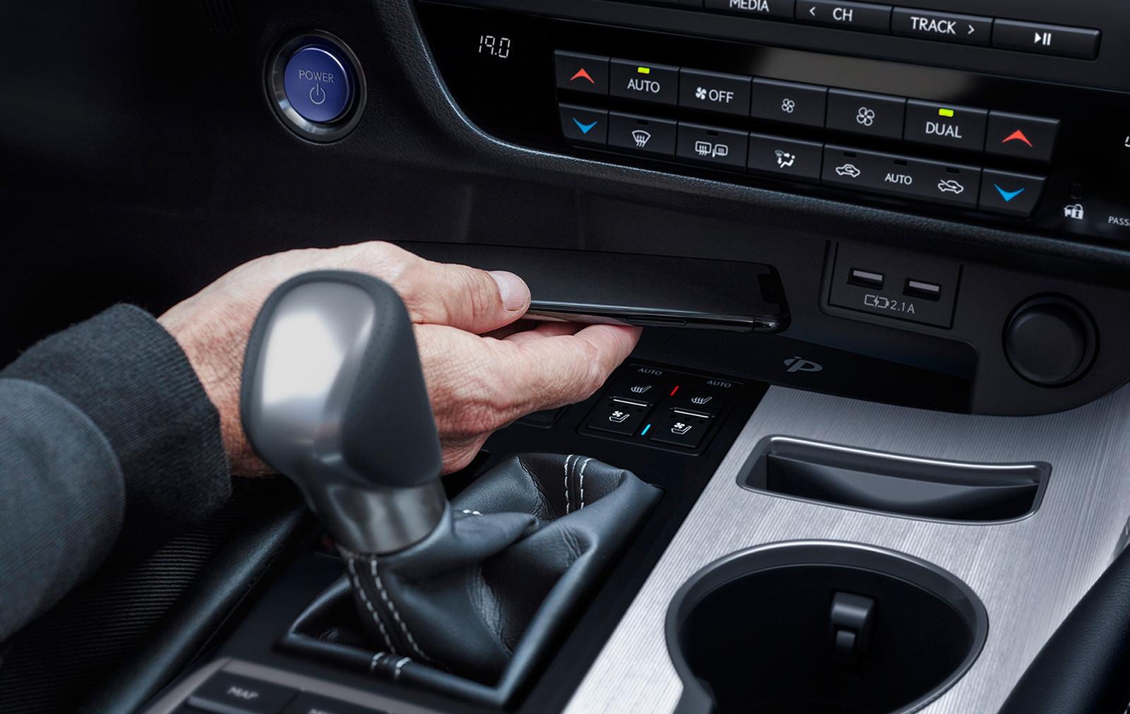 Foto de Lexus RX 450h y RX 450h L 2019 (7/10)