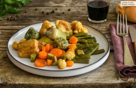 Menestra de verduras tradicional, una receta de toda la vida (que además es vegetariana)