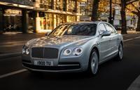 V8 Biturbo para el Bentley Flying Spur