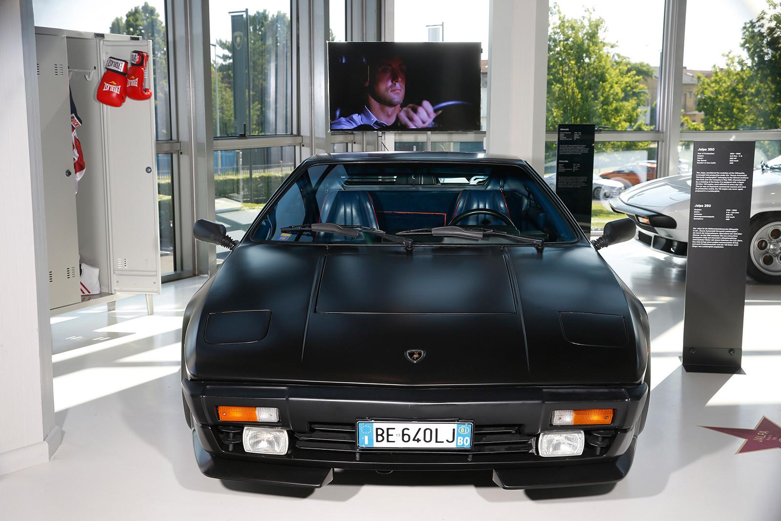 Foto de Emociones de película: Lamborghini y el mundo del cine: la exposición (13/15)