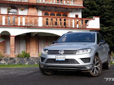 Volkswagen Touareg Wolfsburg Edition, a prueba: El adiós a un grande, literalmente