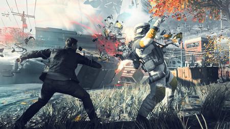 La actualización de Quantum Break en Xbox One X es capaz de aumentar su tamaño hasta los 178 GB