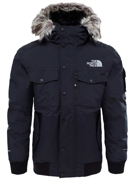 abrigos invierno north face