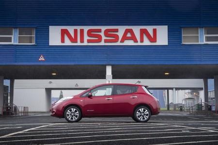 Nissan Leaf Sunderland