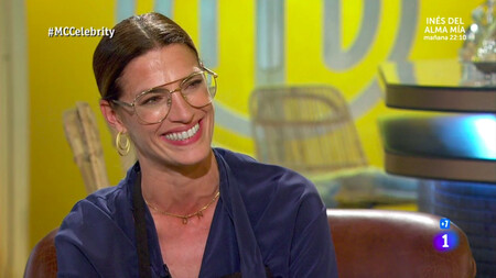 'Pin', pon, fuera: Laura Sánchez se convierte en la séptima expulsada de 'MasterChef Celebrity 5'