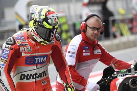 Andrea Iannone Spielberg Ducati Motogp 2016