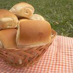 Pan casero para hacer hot dogs. Receta fácil