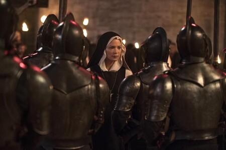 La Benedetta real y las diferencias con la película de Verhoeven: no hubo consolador de la talla de la virgen