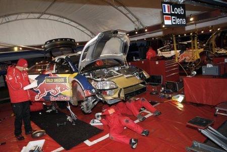 Citroën podría tener tres coches oficiales en 2011