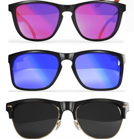 Sili: las gafas de sol con lentes intercambiables para todo terreno y ocasión