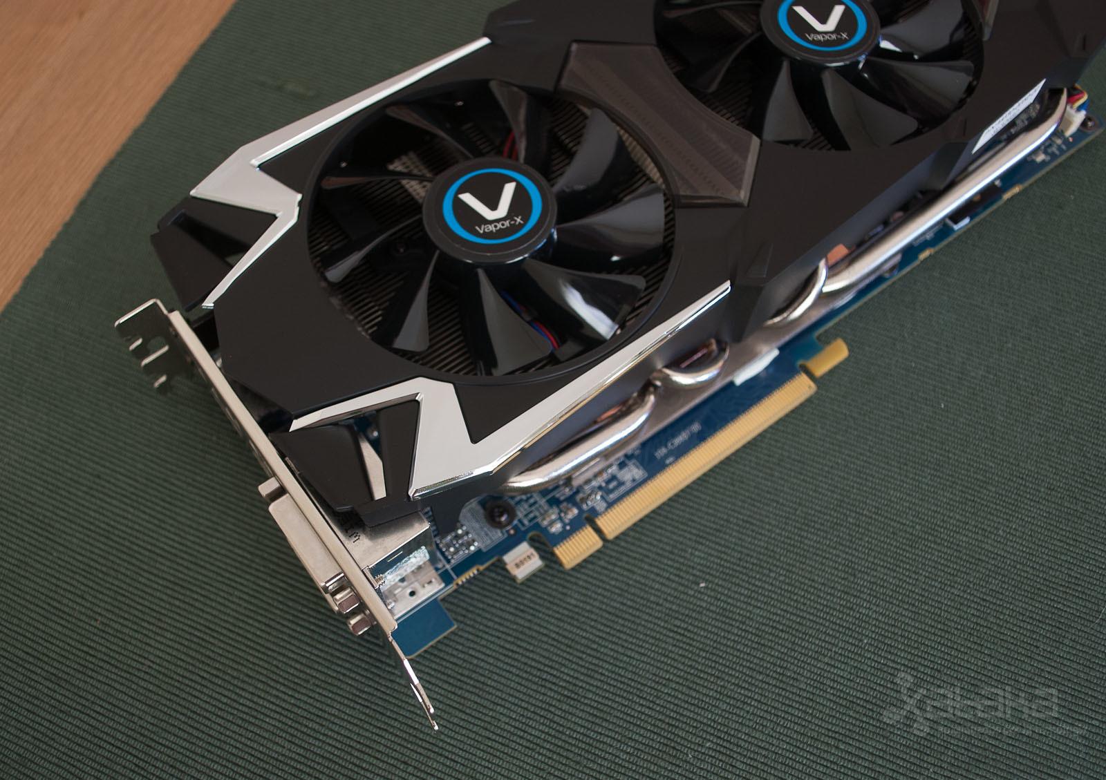 Foto de AMD R9 280X, análisis (14/14)