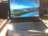 Acer también trabaja en un portátil con doble pantalla táctil