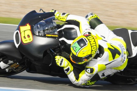 Alvaro Bautista Jerez Test Motogp 2016