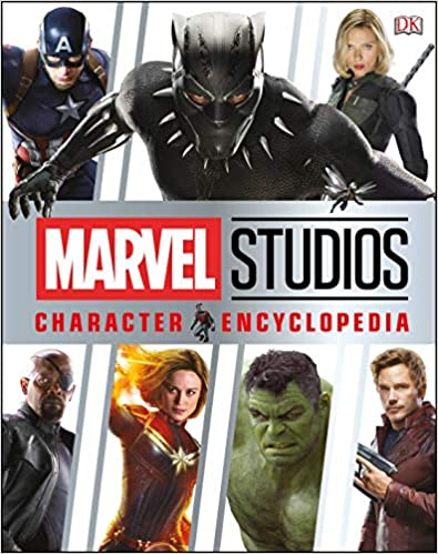 Marvel Studios Character Encyclopedia (Inglés) Pasta dura