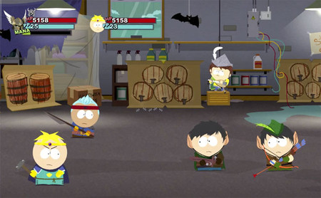 'South Park: La Vara de la Verdad' presenta su primer vídeo con gameplay y otro lamentable retraso