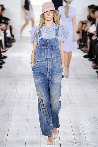 Foto de Ralph Lauren, Primavera-Verano 2010 en la Semana de la Moda de Nueva York (8/23)