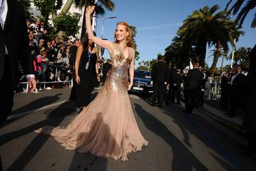 Jessica Chastain y Mia Wasikowska las protagonistas del cuarto día del Festival de Cannes 2012