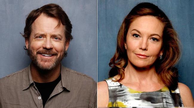 Greg Kinnear y Diane Lane