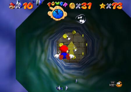 Super Mario 64: cómo conseguir la estrella de las 100 monedas de Dire, Dire Docks