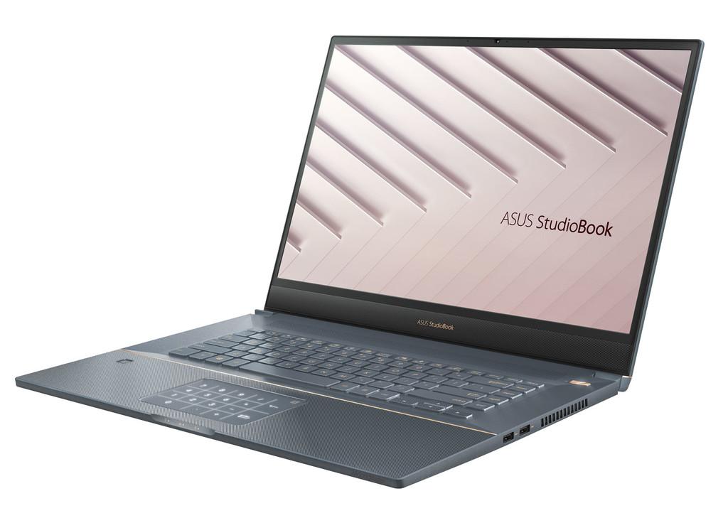 ASUS StudioBook S (W700): 17 pulgadas de pantalla en un chasis de 15 en un portátil para quienes piden más a nivel de gráficos
