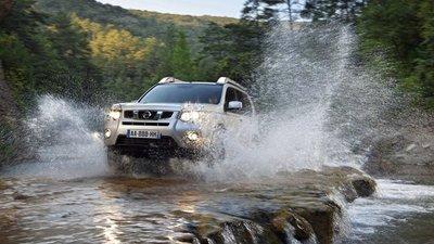 Nissan X-Trail 2010, pocos cambios exteriores