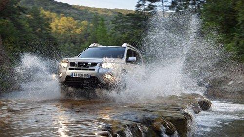 NissanX-Trail2010,pocoscambiosexteriores