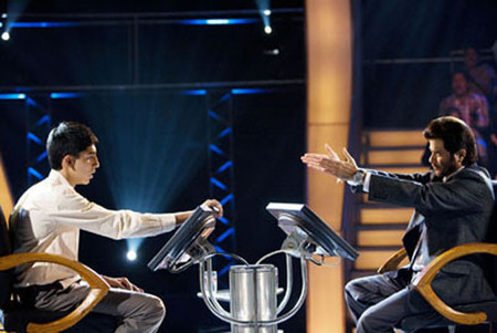 Primeras imágenes de 'Slumdog Millionaire', de Danny Boyle