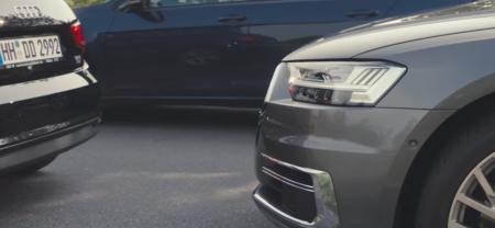 Video: El nuevo Audi A8 quiere que nunca vuelvas a conducir en el tráfico