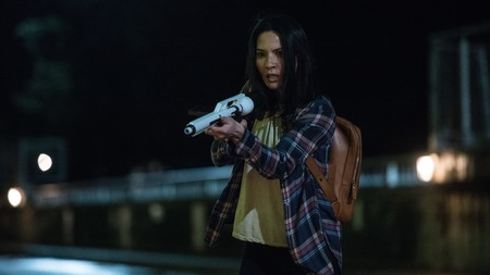 The Predator 2018 Olivia Munn As Casey Bracket W219