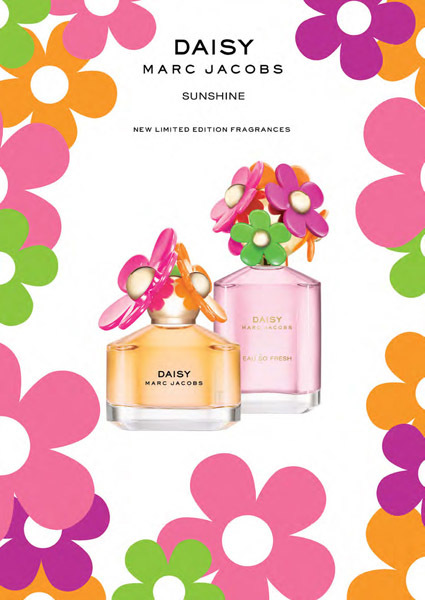 Daisy Marc Jacobs Sunshine