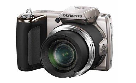 Contra las penas, cámaras: Olympus presenta 12 nuevos modelos