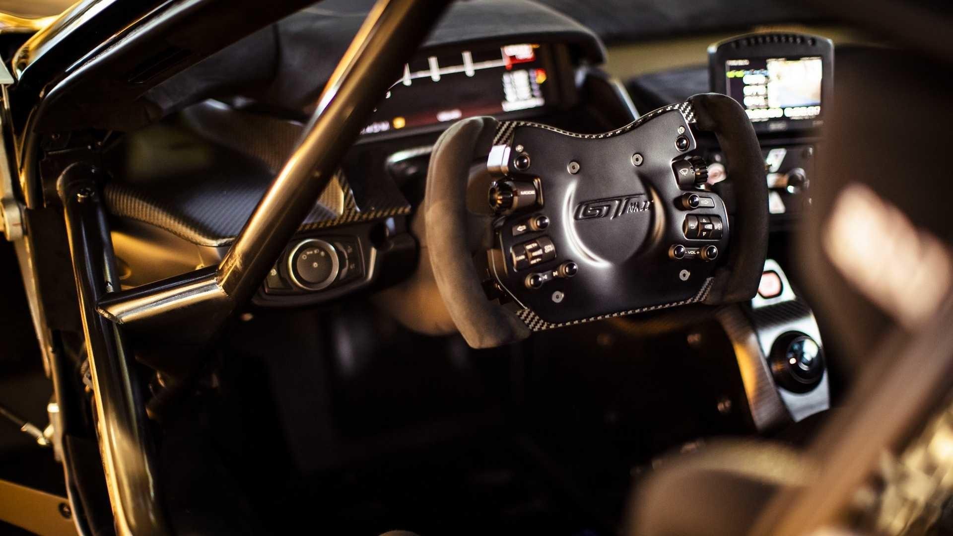 Foto de Ford GT MK II (19/27)