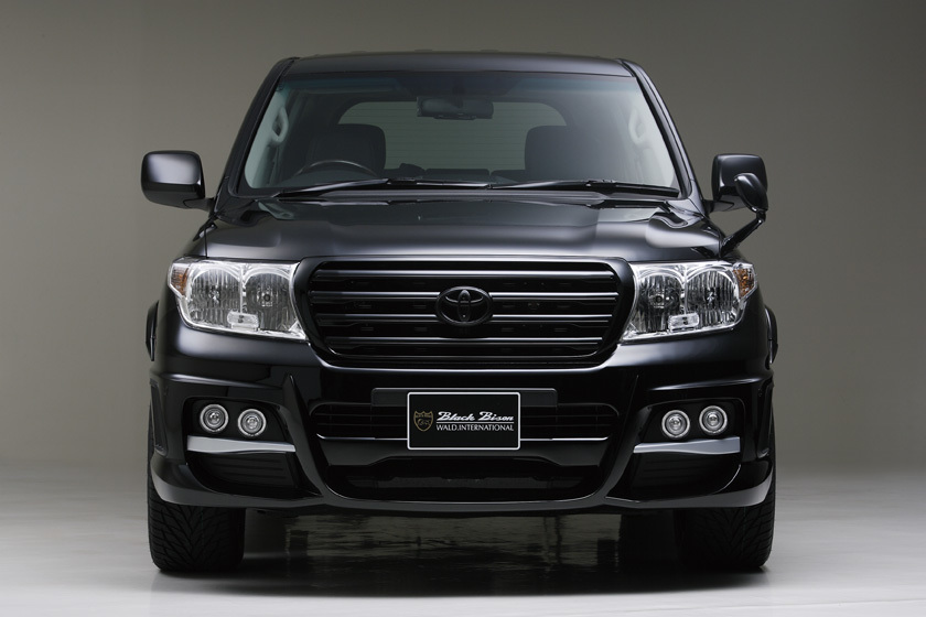 Foto de Toyota Land Cruiser Black Bison (12/23)