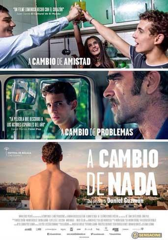 Poster A Cambio De Nada