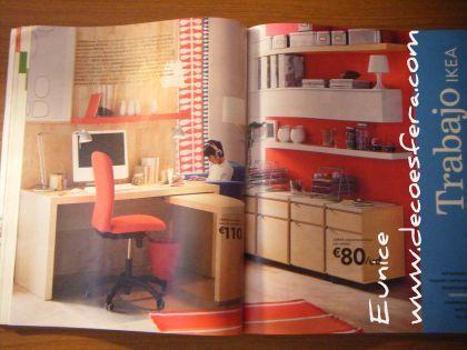 Catálogo de Ikea 2008: Lo mejor de Ikea para tu trabajo