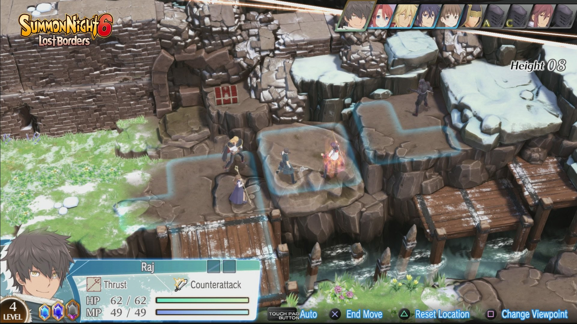 Foto de Summon Night 6: Lost Borders (10/34)