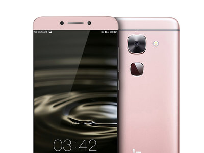 Smartphone LeEco Le Max 2, con Snapdragon 820, por 199 euros