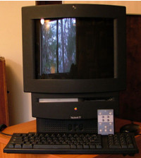 Un Macintosh TV por 200$ en eBay