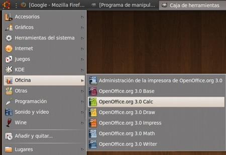 OpenOffice 3.0 en Ubuntu