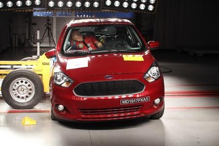 Ford Ka Brasil Latin Ncap 3