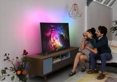 Philips escoge Android, curvatura y 4K para sus nuevos televisores