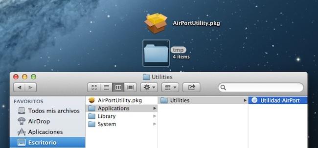 Airport Utility 5.6.1 pkg utilidad