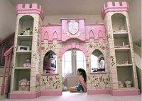 Habitaciones infantiles o castillos de princesa