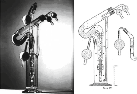 'The organ perfusion pump' designed by Alexis Carrel and Charles Lindbergh