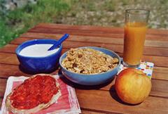 Comienza el día con un buen desayuno