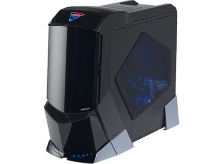 Medion se apunta al carro de los sobremesas para juegos con el Erazer X5374 D